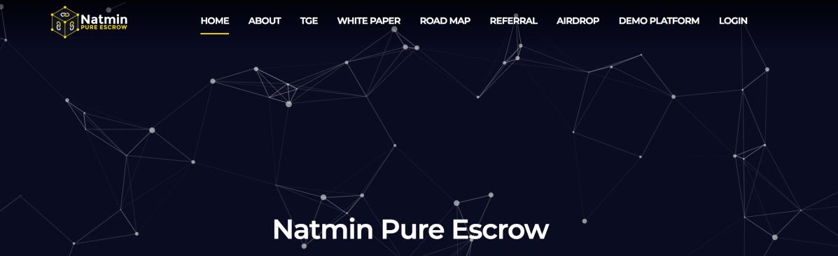 Natmin Pure Escrow